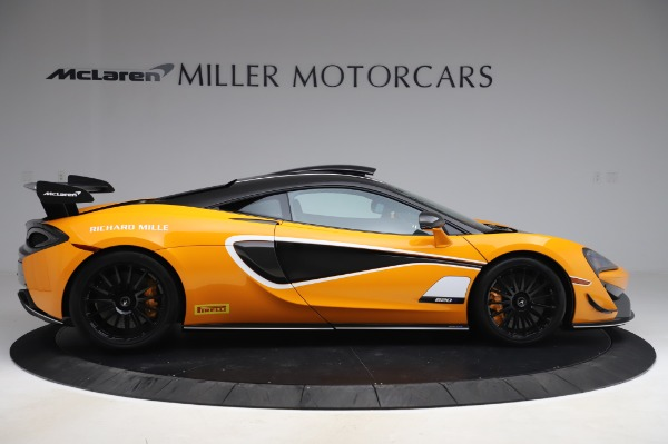 New 2020 McLaren 620R Coupe for sale Call for price at Alfa Romeo of Westport in Westport CT 06880 6