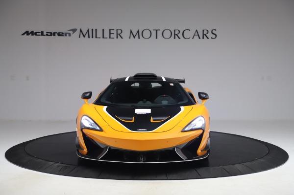 New 2020 McLaren 620R Coupe for sale Call for price at Alfa Romeo of Westport in Westport CT 06880 8