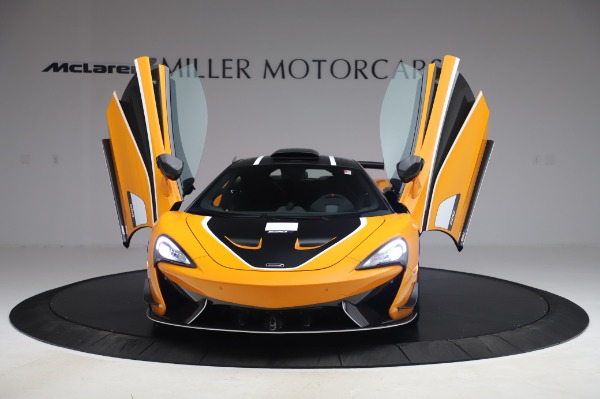 New 2020 McLaren 620R Coupe for sale Call for price at Alfa Romeo of Westport in Westport CT 06880 9