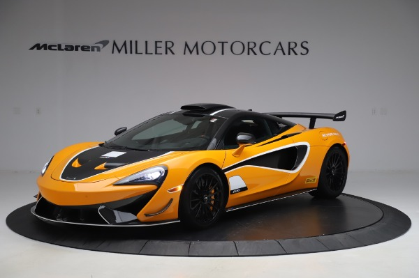 New 2020 McLaren 620R Coupe for sale Call for price at Alfa Romeo of Westport in Westport CT 06880 1