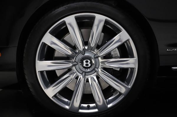 Used 2016 Bentley Continental GTC W12 for sale Sold at Alfa Romeo of Westport in Westport CT 06880 23