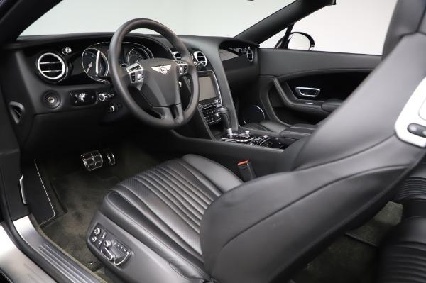Used 2016 Bentley Continental GTC W12 for sale Sold at Alfa Romeo of Westport in Westport CT 06880 25