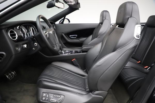 Used 2016 Bentley Continental GTC W12 for sale Sold at Alfa Romeo of Westport in Westport CT 06880 26