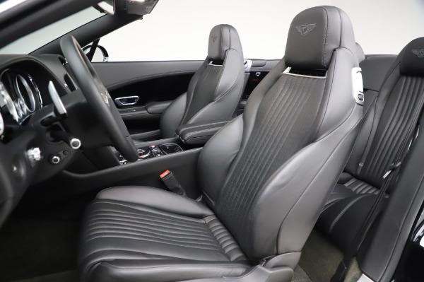 Used 2016 Bentley Continental GTC W12 for sale Sold at Alfa Romeo of Westport in Westport CT 06880 27