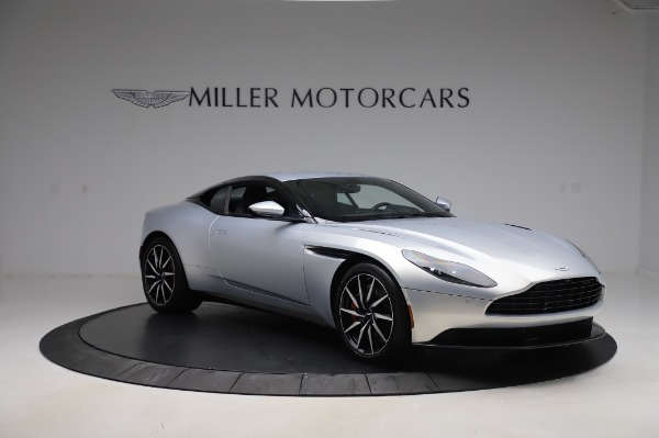 Used 2018 Aston Martin DB11 V8 Coupe for sale Sold at Alfa Romeo of Westport in Westport CT 06880 10