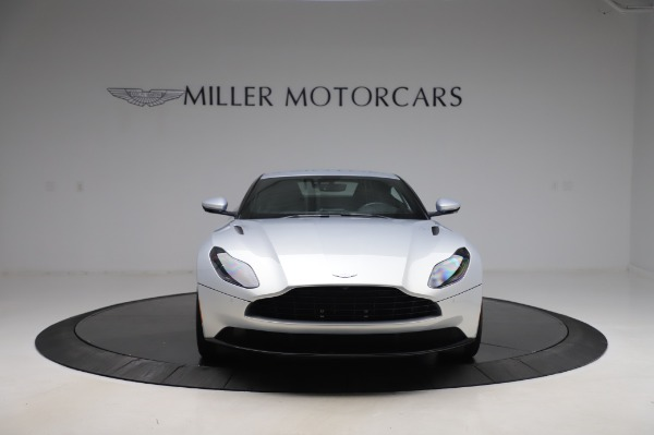 Used 2018 Aston Martin DB11 V8 Coupe for sale Sold at Alfa Romeo of Westport in Westport CT 06880 11