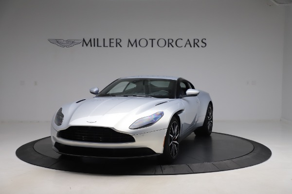 Used 2018 Aston Martin DB11 V8 Coupe for sale Sold at Alfa Romeo of Westport in Westport CT 06880 12
