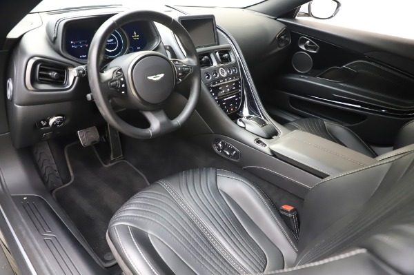 Used 2018 Aston Martin DB11 V8 Coupe for sale Sold at Alfa Romeo of Westport in Westport CT 06880 13