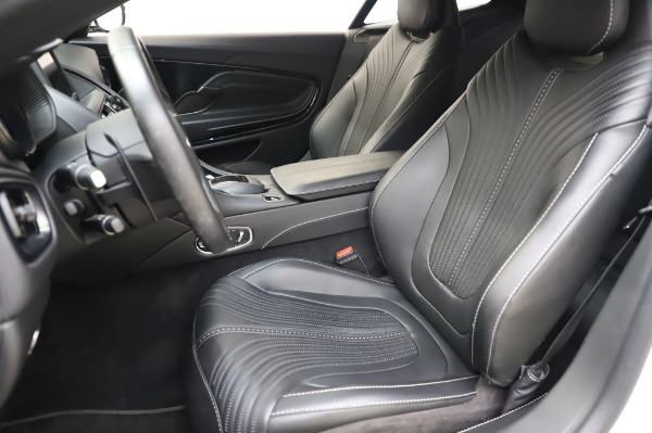Used 2018 Aston Martin DB11 V8 Coupe for sale Sold at Alfa Romeo of Westport in Westport CT 06880 15