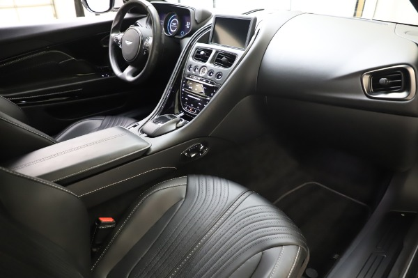Used 2018 Aston Martin DB11 V8 Coupe for sale Sold at Alfa Romeo of Westport in Westport CT 06880 18