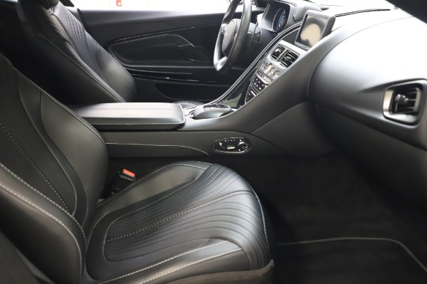 Used 2018 Aston Martin DB11 V8 Coupe for sale Sold at Alfa Romeo of Westport in Westport CT 06880 19