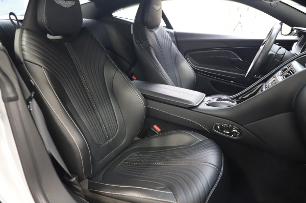 Used 2018 Aston Martin DB11 V8 Coupe for sale Sold at Alfa Romeo of Westport in Westport CT 06880 20