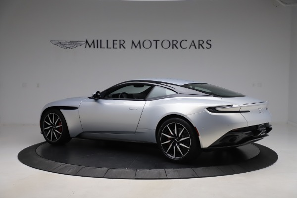 Used 2018 Aston Martin DB11 V8 Coupe for sale Sold at Alfa Romeo of Westport in Westport CT 06880 3