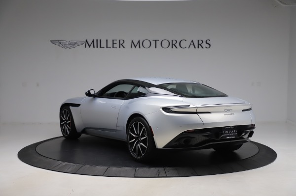 Used 2018 Aston Martin DB11 V8 Coupe for sale Sold at Alfa Romeo of Westport in Westport CT 06880 4