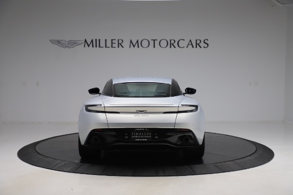 Used 2018 Aston Martin DB11 V8 Coupe for sale Sold at Alfa Romeo of Westport in Westport CT 06880 5
