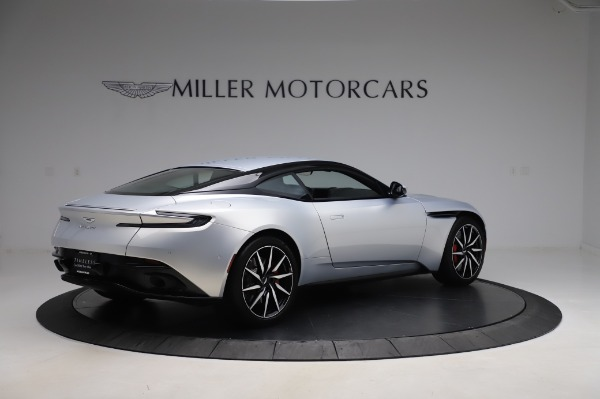 Used 2018 Aston Martin DB11 V8 Coupe for sale Sold at Alfa Romeo of Westport in Westport CT 06880 7
