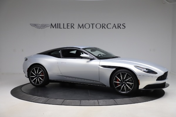 Used 2018 Aston Martin DB11 V8 Coupe for sale Sold at Alfa Romeo of Westport in Westport CT 06880 9