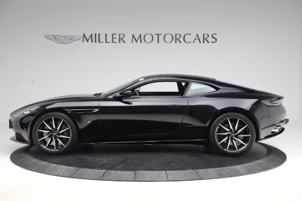 Used 2017 Aston Martin DB11 V12 Coupe for sale $149,900 at Alfa Romeo of Westport in Westport CT 06880 2