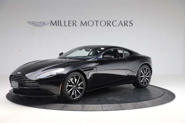 Used 2017 Aston Martin DB11 V12 Coupe for sale $149,900 at Alfa Romeo of Westport in Westport CT 06880 1
