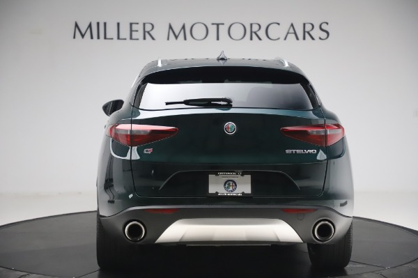 Used 2019 Alfa Romeo Stelvio Ti Lusso for sale Sold at Alfa Romeo of Westport in Westport CT 06880 6
