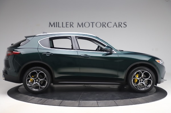 Used 2019 Alfa Romeo Stelvio Ti Lusso for sale Sold at Alfa Romeo of Westport in Westport CT 06880 9