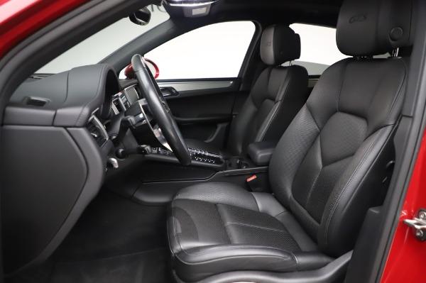 Used 2017 Porsche Macan GTS for sale $57,900 at Alfa Romeo of Westport in Westport CT 06880 14