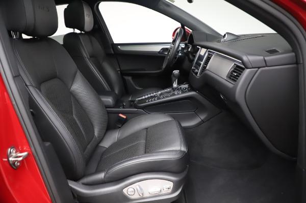 Used 2017 Porsche Macan GTS for sale $57,900 at Alfa Romeo of Westport in Westport CT 06880 19