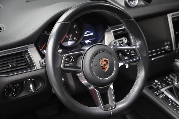 Used 2017 Porsche Macan GTS for sale $57,900 at Alfa Romeo of Westport in Westport CT 06880 22