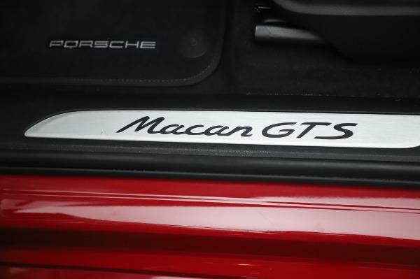 Used 2017 Porsche Macan GTS for sale $57,900 at Alfa Romeo of Westport in Westport CT 06880 24