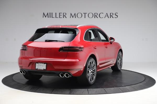 Used 2017 Porsche Macan GTS for sale $57,900 at Alfa Romeo of Westport in Westport CT 06880 7