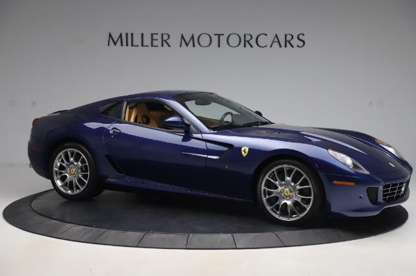 Used 2009 Ferrari 599 GTB Fiorano for sale $165,900 at Alfa Romeo of Westport in Westport CT 06880 10