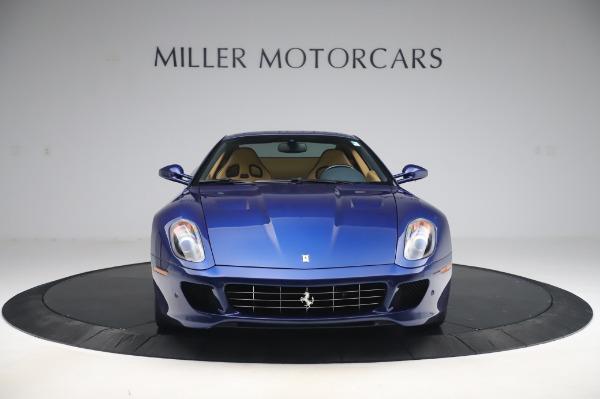 Used 2009 Ferrari 599 GTB Fiorano for sale $165,900 at Alfa Romeo of Westport in Westport CT 06880 12
