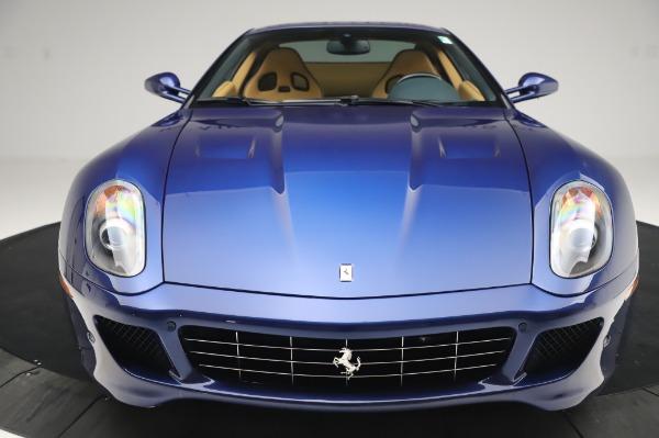 Used 2009 Ferrari 599 GTB Fiorano for sale $165,900 at Alfa Romeo of Westport in Westport CT 06880 13