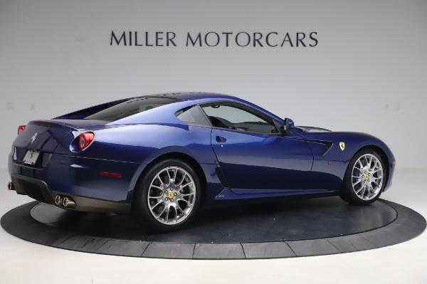 Used 2009 Ferrari 599 GTB Fiorano for sale $165,900 at Alfa Romeo of Westport in Westport CT 06880 8