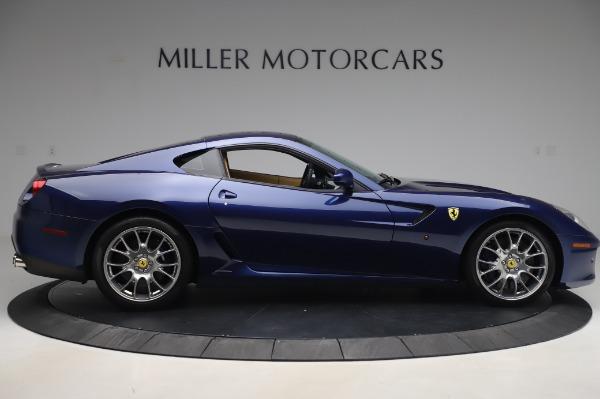 Used 2009 Ferrari 599 GTB Fiorano for sale $165,900 at Alfa Romeo of Westport in Westport CT 06880 9
