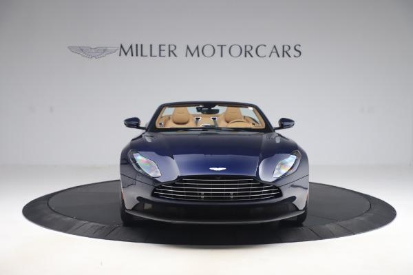 New 2020 Aston Martin DB11 Volante for sale $248,326 at Alfa Romeo of Westport in Westport CT 06880 11