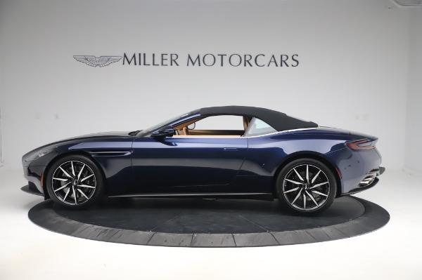 New 2020 Aston Martin DB11 Volante for sale $248,326 at Alfa Romeo of Westport in Westport CT 06880 13