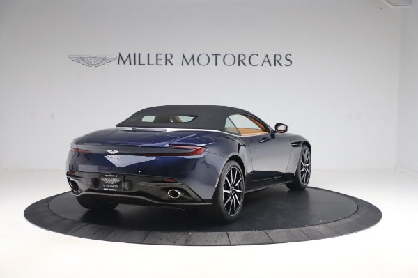 New 2020 Aston Martin DB11 Volante for sale $248,326 at Alfa Romeo of Westport in Westport CT 06880 15