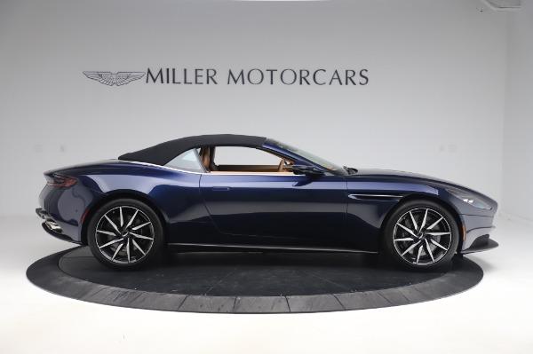 New 2020 Aston Martin DB11 Volante for sale $248,326 at Alfa Romeo of Westport in Westport CT 06880 16