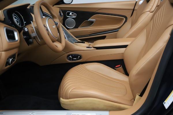 New 2020 Aston Martin DB11 Volante for sale $248,326 at Alfa Romeo of Westport in Westport CT 06880 19