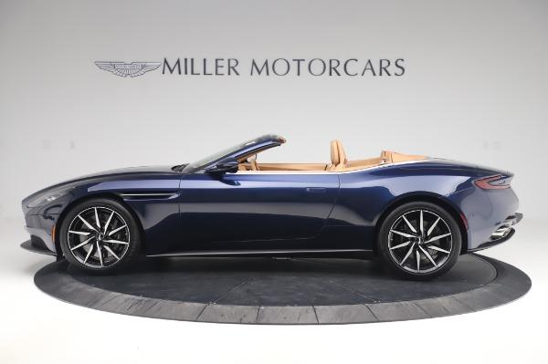 New 2020 Aston Martin DB11 Volante for sale $248,326 at Alfa Romeo of Westport in Westport CT 06880 2