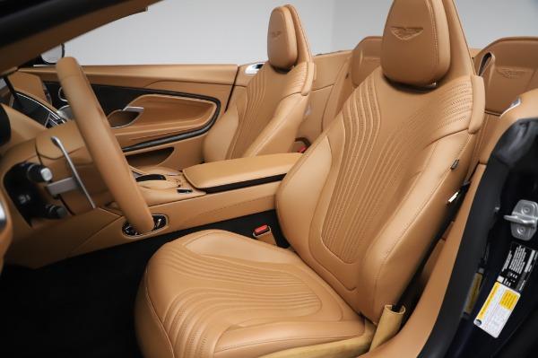 New 2020 Aston Martin DB11 Volante for sale $248,326 at Alfa Romeo of Westport in Westport CT 06880 20