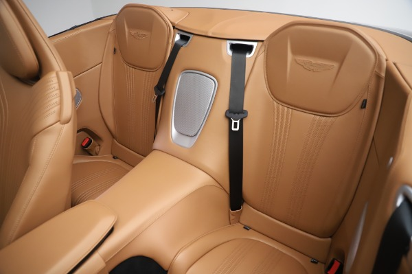 New 2020 Aston Martin DB11 Volante for sale $248,326 at Alfa Romeo of Westport in Westport CT 06880 21