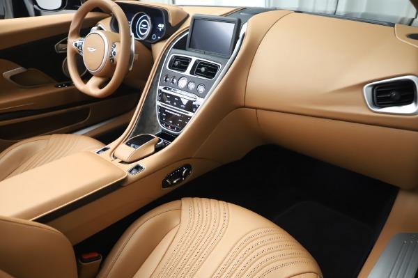 New 2020 Aston Martin DB11 Volante for sale $248,326 at Alfa Romeo of Westport in Westport CT 06880 22