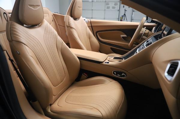 New 2020 Aston Martin DB11 Volante for sale $248,326 at Alfa Romeo of Westport in Westport CT 06880 23