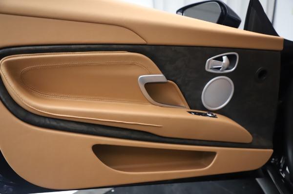 New 2020 Aston Martin DB11 Volante for sale $248,326 at Alfa Romeo of Westport in Westport CT 06880 24
