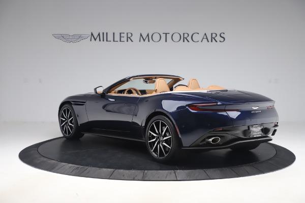 New 2020 Aston Martin DB11 Volante for sale $248,326 at Alfa Romeo of Westport in Westport CT 06880 4