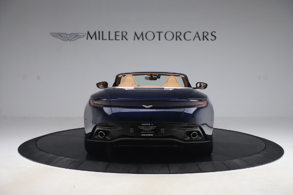 New 2020 Aston Martin DB11 Volante for sale $248,326 at Alfa Romeo of Westport in Westport CT 06880 5