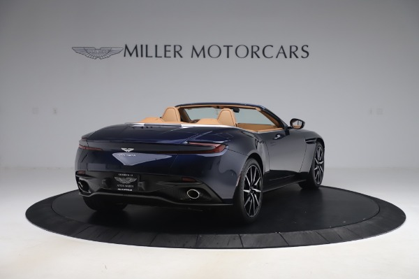 New 2020 Aston Martin DB11 Volante for sale $248,326 at Alfa Romeo of Westport in Westport CT 06880 6