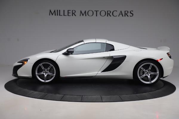 Used 2016 McLaren 650S Spider for sale Sold at Alfa Romeo of Westport in Westport CT 06880 11